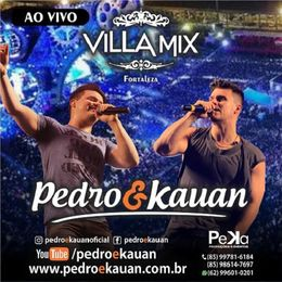 Capa: Pedro & Kauan - Villa Mix (Ao Vivo)