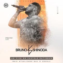Capa: Bruno Shinoda - Ao Vivo No Castelo Ra Tim Bum