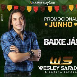 Capa: Wesley Safadão - Promocional Junho 2014