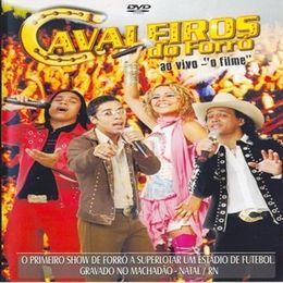 Capa: Cavaleiros do Forró - Volume 1 (Áudio DVD)