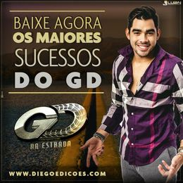 Capa: Gabriel Diniz - GD Na Estrada