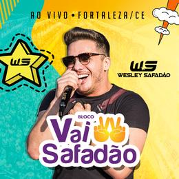 Capa: Wesley Safadão - Bloco Vai Safadão - Fortal 2018