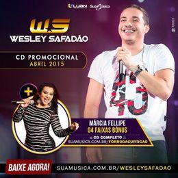 Capa: Wesley Safadão - Promocional Abril