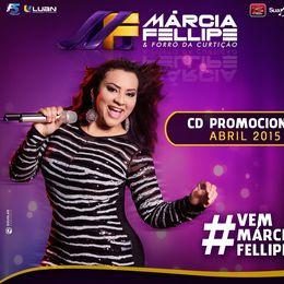 Capa: Márcia Fellipe - Promocional Abril 2015