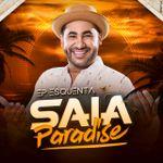 Capa: Saia Rodada - EP Saia Paradise