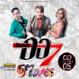 Capa: Banda 007 - Volume 05