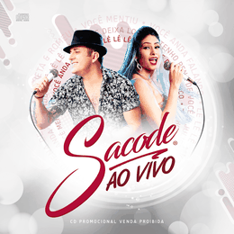 Capa: Tony Guerra & Forró Sacode - Ao Vivo (Áudio Dvd)