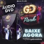 Capa: Gabriel Diniz - GD At The Park (Áudio do DVD)