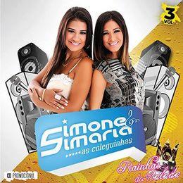 Capa: Simone & Simaria - Volume 3
