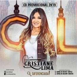 Capa: Cristiane Lima - Promocional  2K19