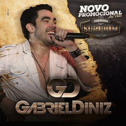 Capa: Gabriel Diniz - Promocional de Setembro 2015