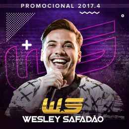 Capa: Wesley Safadão - Promocional 2017.4