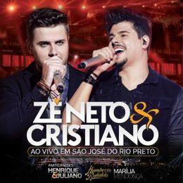 Capa: Zé Neto & Cristiano - Ao Vivo São José do Rio Preto