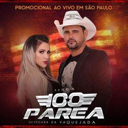 Capa: Banda 100 Parêa - Ao Vivo Em São Paulo