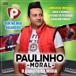 Capa: Paulinho Moral - Paredão 2017