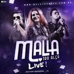 Capa: Malla 100 Alça - Live!