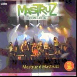 Capa: Mastruz com Leite - Mastruz é Mastruz - Vol. 37