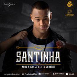 Capa: Léo Santana - Santinha (Single)