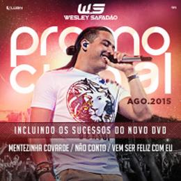 Capa: Wesley Safadão - Promocional Agosto 2015