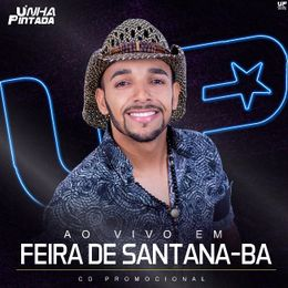 Capa: Unha Pintada - Ao Vivo Em Feira De Santana