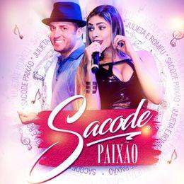 Capa: Tony Guerra & Forró Sacode - Sacode Paixão