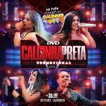 Capa: Calcinha Preta - Ao Vivo Em Salvador (Áudio DVD)