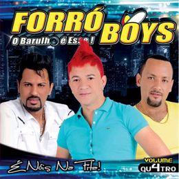 Baixar CD Forró Boys - Volume 4 - Musio
