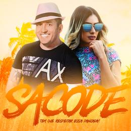 Capa: Tony Guerra & Forró Sacode - Promocional Novembro 2017
