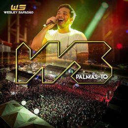 Capa: Wesley Safadão - Ao Vivo Em Palmas