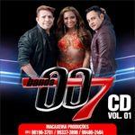 Capa: Banda 007 - Volume 1