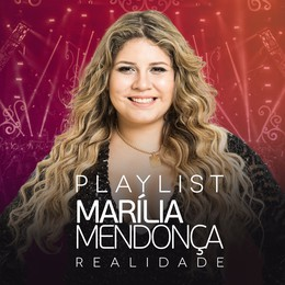 Capa: Marília Mendonça - DVD Realidade