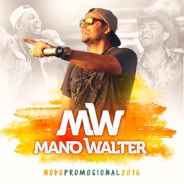 Capa: Mano Walter - Verão 2016