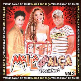 Capa: Malla 100 Alça - Vamos Falar de Amor - Volume 03