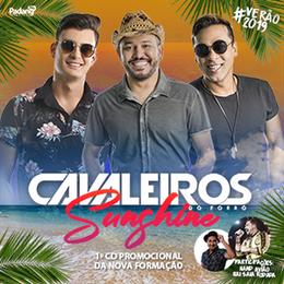 Capa: Cavaleiros do Forró - Sunshine - Verão 2019