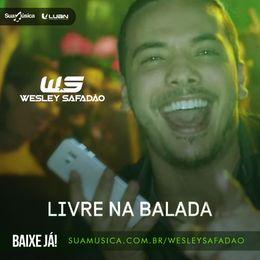 Capa: Wesley Safadão - Livre Na Balada (Single)