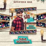 Capa: Saia Rodada - São João do Saia 2018