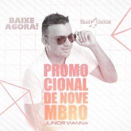 Capa: Junior Vianna - Promocional Novembro 2016