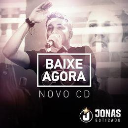 Capa: Jonas Esticado - Promocional Agosto 2015
