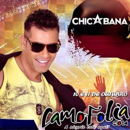 Capa: Chicabana - Ao Vivo Na Camofolia
