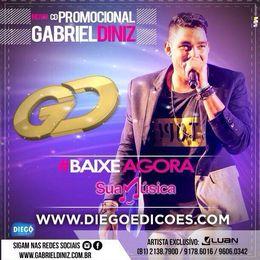 Capa: Gabriel Diniz - Promocional 2014