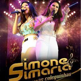 Capa: Simone & Simaria - Ao Vivo Em Manaus (Áudio DVD)