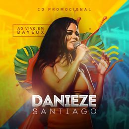Capa: Danieze Santiago - Ao Vivo