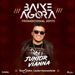 Capa: Junior Vianna - Promocional 2017.5