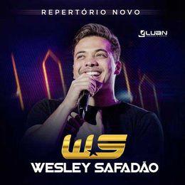 Capa: Wesley Safadão - Ao Vivo Em Lagarto - SE