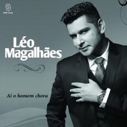 Capa: Léo Magalhães - Aí o Homem Chora