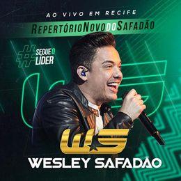 Capa: Wesley Safadão - Ao Vivo Recife