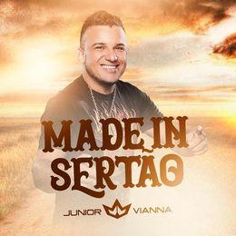 Capa: Junior Vianna - Made In Sertão