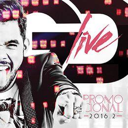 Capa: Gabriel Diniz - Gd Live