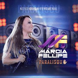Capa: Márcia Fellipe - Paralisou