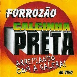 Capa: Calcinha Preta - Arrepiando A Galera - Vol. 2